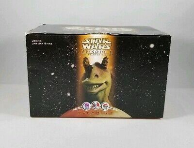 1999 Star Wars Episode 1 Joking Jar Jar Binks KFC Taco Bell Toy - New