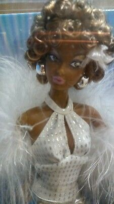 2008 Celebrate Disco Barbie Doll Pink Label African American Pink Label
