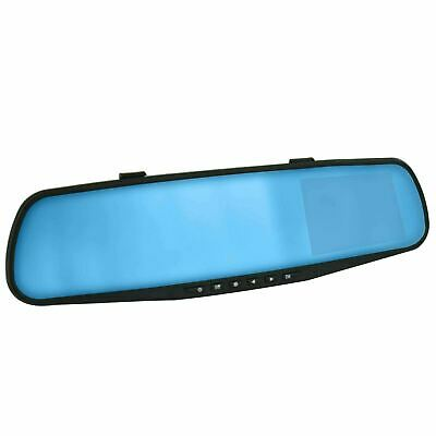 Car Rear View Mirror Dash Cam Video Camera Recorder Motion Detection Technology
