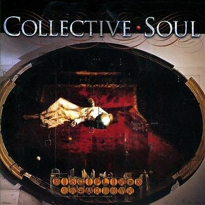 Disciplined Breakdown by Collective Soul (CD, Mar-1997, Atlantic (Label))