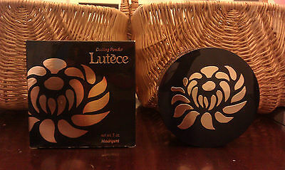 LUTECE Houbigant Perfumed Dusting Powder  Talc for Women 5 oz.~ NIB
