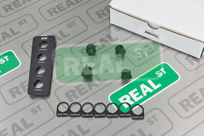 Nitrous Express Nitrous Switch Panel for 2010-2014 Dodge Charger NX-15788