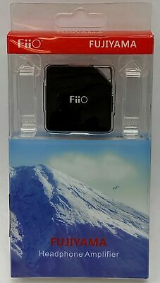 FiiO Fujiyama Headphone Amplifier 5020036