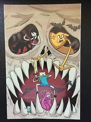 Adventure Time 2013 Summer Special Previews Exclusive San Diego Comic Con #1