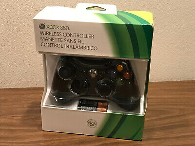 OEM OFFICIAL GENUINE Microsoft xbox 360 Wireless Controller (Glossy