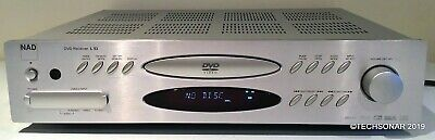 NAD DVD Receiver L 53 - FOR PARTS OR REPAIR