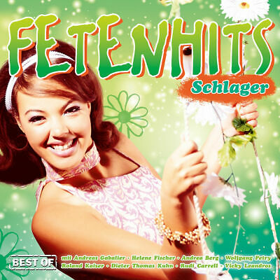 DIVERSE SCHLAGER - Fetenhits: Schlager Best Of
