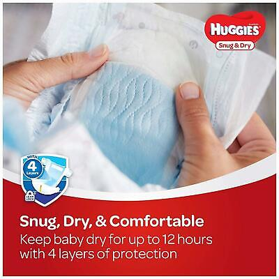 Baby Diapers Dry Huggies Snug Disposable Diapers Size 1 2 3 4 5 6 And New Born