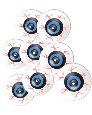 Eyeball Props Pack Of 8 One Size