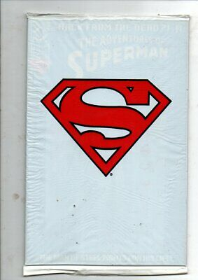 SUPERMAN 500 collectors set 64page with extras mint condition 1993