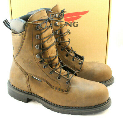 5665106ce3e RED WING 2211 Size 13 D Steel Toe Insulated WP 8