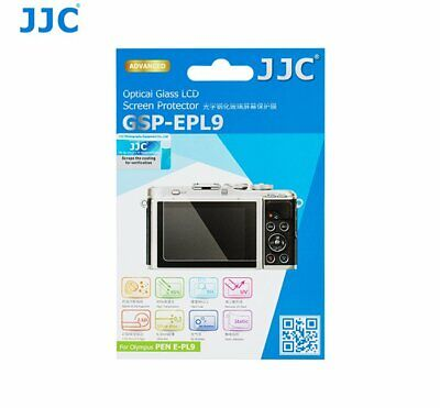 JJC GSP-EPL9 Ultra-thin Glass LCD Screen Protector for Olympus PEN E-PL9 EPL9_AU