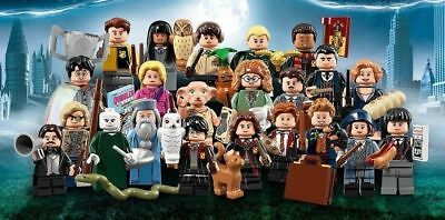Lego 71022  Minifigures Wizarding World Harry Potter  Serie Completa Da 22 Pezzi