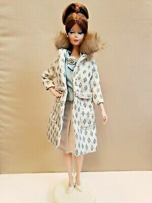 Silkstone Fashion Model Collection Continental Holiday Barbie MIB complete
