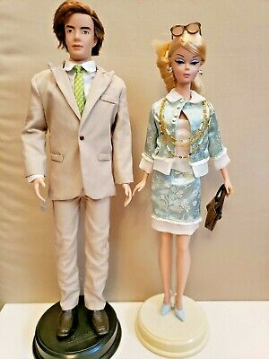 Silkstone Fashion Model Collection Barbie New England Escape outfit MIB complete