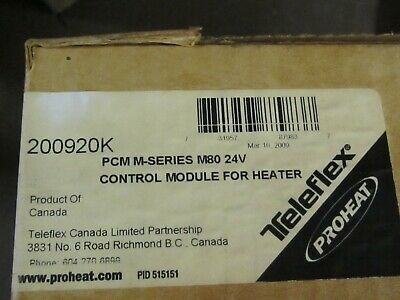 Proheat M-SERIES 200920K M80 24V