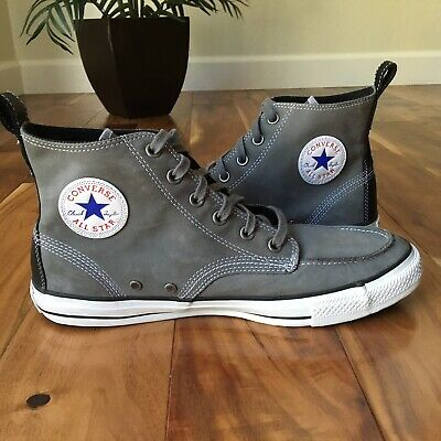 CONVERSE CHUCK TAYLOR Classic Boot Hi High Suede Leather