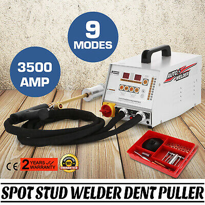 GYS SPOT 2700 DENT PULLER REPAIR KIT MACHINE AUTOMATIC WELDER Door Repair 3500A