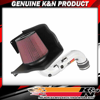 K&N Filters Fits 2015-2016 GMC Chevrolet Performance Induction Kit