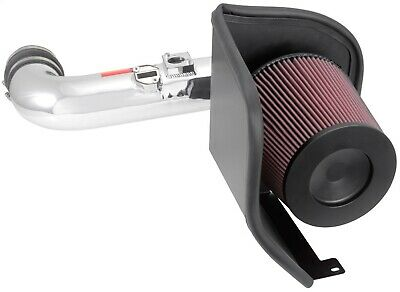 K&N Filters Fits 2011-2014 GMC Chevrolet Performance Induction Kit
