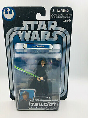 Star Wars Luke Skywalker The Original Trilogy Collection #06 Hasbro 2004 New
