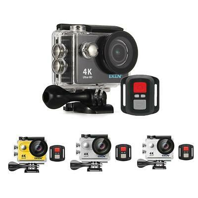 EKEN H9R LCD Waterproof Sport Action Camera+Battery+Battery Charger+32G TF Card