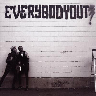 Everybody Out-Everybody Out!-Japan Cd Bonus Track F56