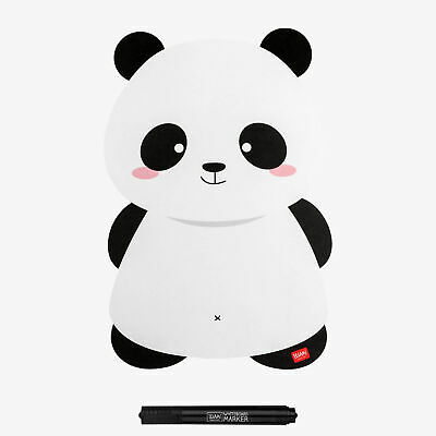 Legami Magnetic Whiteboard - Panda - NEW!!