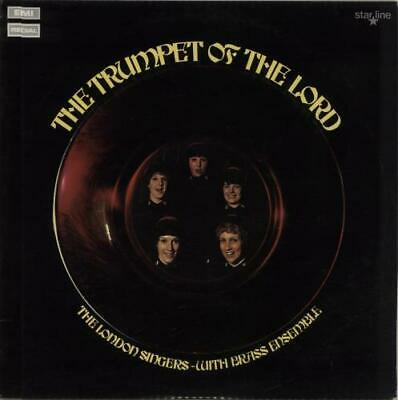 The Trumpet Of The Lord Salvation Army vinyl LP album record UK SRS5030 REGAL