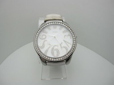 Women's Guess Crystals Analog Dial Casual Watch (A809)