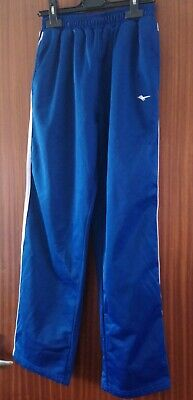 Gola Tracksuit Bottoms Age 13 Years Blue Jogging Joggers Trackies
