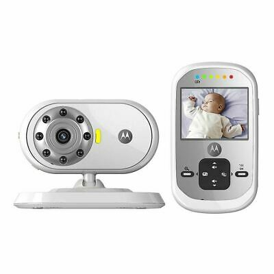 Motorola MBP622- 2.4 GHz Digital Video Baby Monitor with 2.4-Inch Color Screen