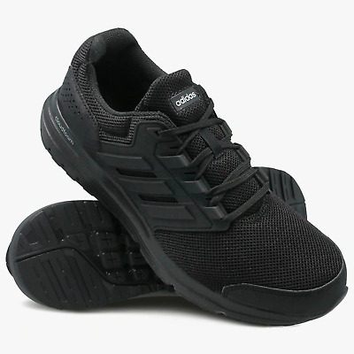 Men Adidas Galaxy 4 Running Shoes Black Sneakers Adidas CP8822 NEW