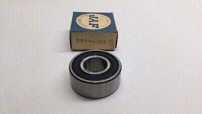 JAF 2203-2RS Ball Bearing Double Sealed