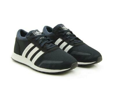 CHAUSSURES ADIDAS HOMME Los Angeles S79024 Bleu Neuf Toile