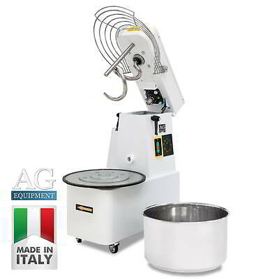 Italian Made Commercial 50 Litre Spiral Mixer