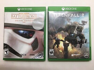 TITANFALL 2 DELUXE Marauder Corps Collectors Edition XBOX