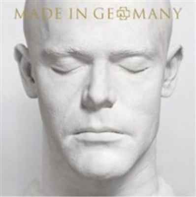 Rammstein-Made in Germany 1995-2011 (UK IMPORT) CD NEW