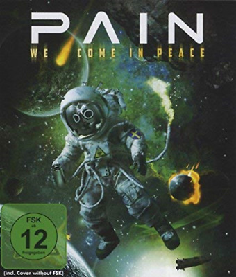 Pain-We Come In Peace - (German Import) (Uk Import) Blu-Ray New
