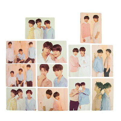 KPOP Album Love Yourself World Tour Photocard HD Photo Card Poster Lomo Card