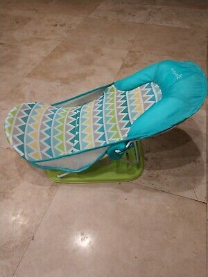 Summer Infant Deluxe Baby Bather, USED