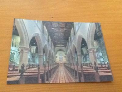 Postcard - St Columb's Cathedral, Derry (c)