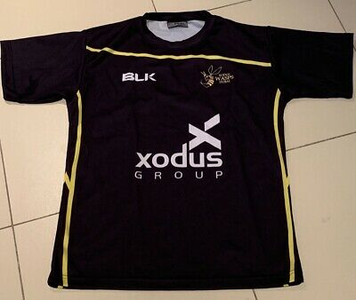 BLK SCOTLAND RUGBY League Training Tee - £24 99 | PicClick UK