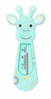 Baby Safe Floating Bath Thermometer - GIRAFFE NEW & FAST