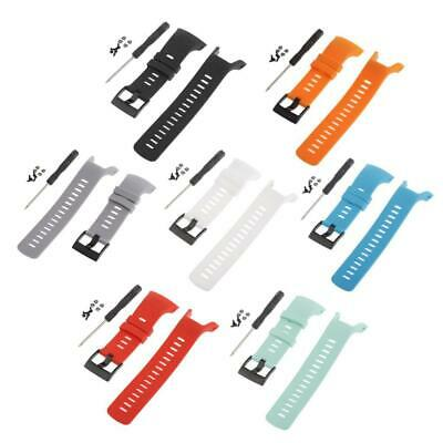 Replacement Silicone Band Strap for Suunto Spartan Trainer Smart Wrist Watch