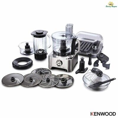 Kenwood Multipro Sense Food Processor - FPM810 - Brand New - UK