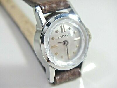 TIFFANY& Co | Ladies Watch | Vintage1950's | New Strap | New Box | New Case