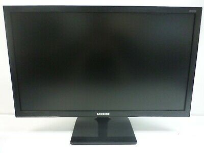 Samsung Monitor 27 Inch LED LCD Monitor Model S27E310H In Black Missing CORDS