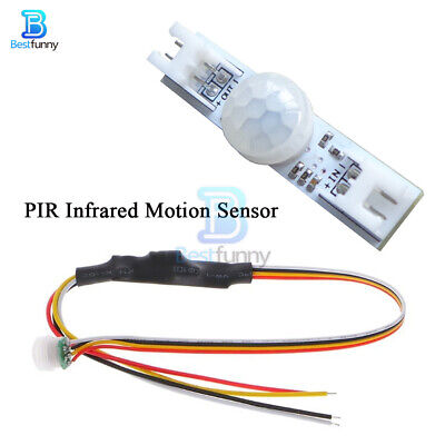 DC 24V@1A 36V@5A Human PIR Detector Infrared Motion Sensor Switch LED Smart Home
