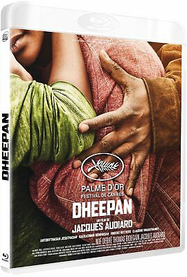 DHEEPAN Blu Ray Jacques Audiard NEUF SOUS BLISTER